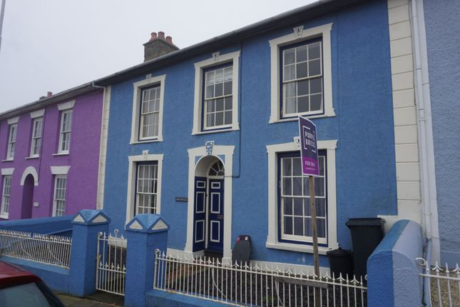 Thumbnail Terraced house for sale in Greenland Terrace, Aberaeron