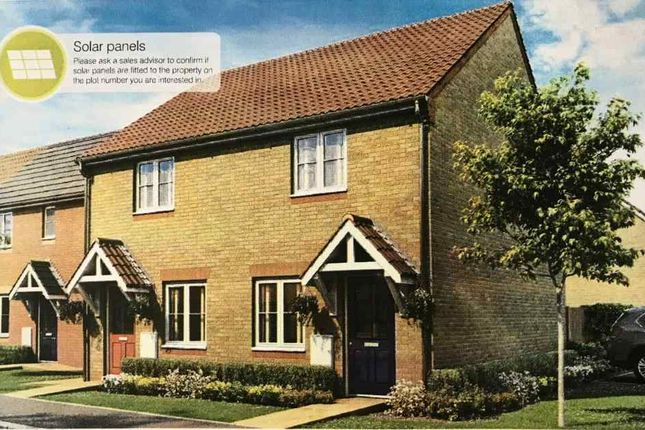 Thumbnail Semi-detached house for sale in Main Road, Barleythorpe, Oakham
