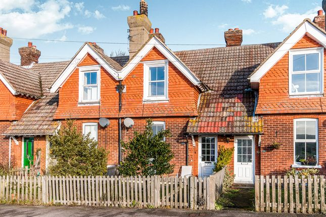 Thumbnail Terraced house for sale in Chartham Downs Road, Chartham, Canterbury