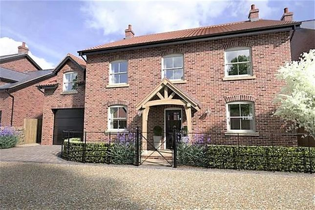 Thumbnail Detached house for sale in The Paddocks, Bishop Monkton, Harrogate