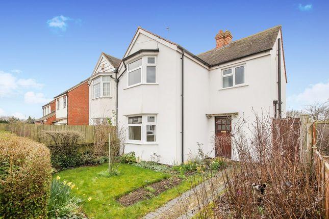 3 bed semi-detached house for sale in Dene Road, Headington, Oxford
