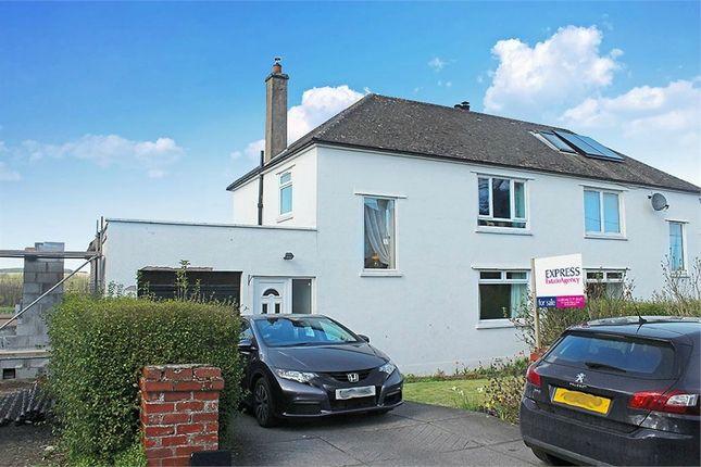 Thumbnail Semi-detached house for sale in Riverside Drive, Denholm, Hawick, Scottish Borders