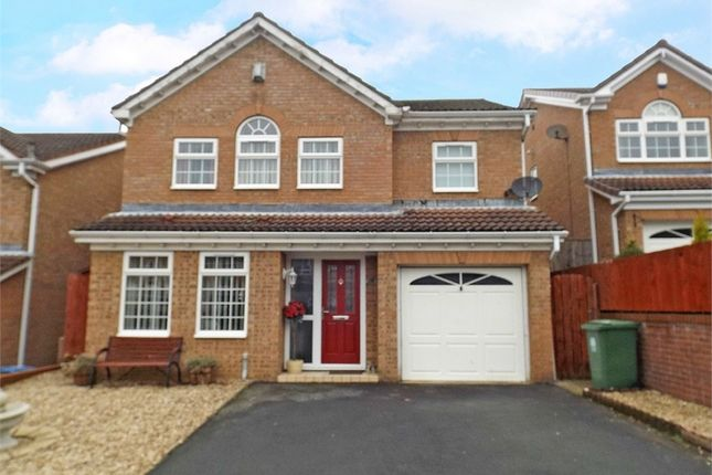 Thumbnail Detached house for sale in Riverside, South Church, Bishop Auckland, Durham