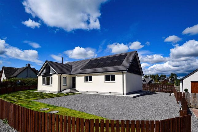 Thumbnail Detached bungalow for sale in Auchroisk Place, Cromdale, Grantown-On-Spey