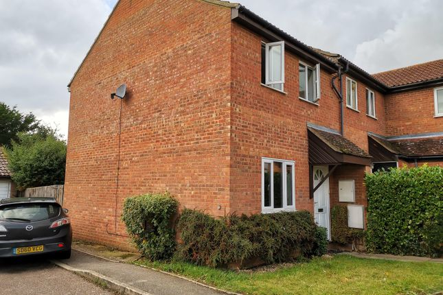 Thumbnail Property to rent in Armour Rise, Hitchin