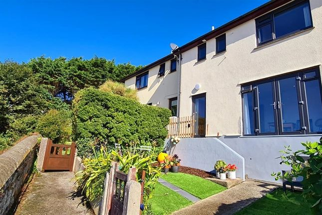 Thumbnail Terraced house for sale in Prevenna Road, Mousehole, Penzance