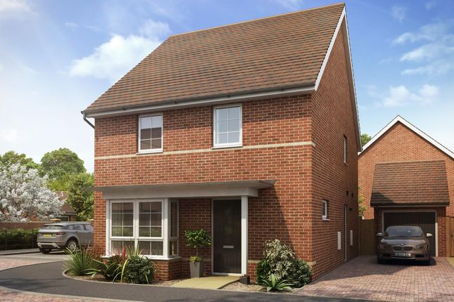 "Thumbnail Detached house for sale in ""Midford"" at Botley Road, Southampton"