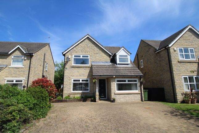 Thumbnail Detached house for sale in Thornhill Close, Gateshead