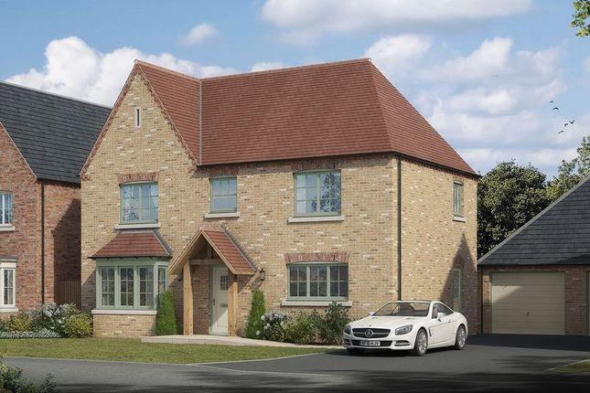 Thumbnail Detached house for sale in The Aubourn, Lodge Lane, Nettleham