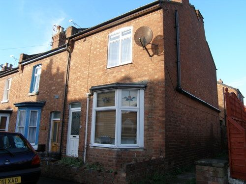 Thumbnail End terrace house to rent in North Villiers Street, Leamington Spa