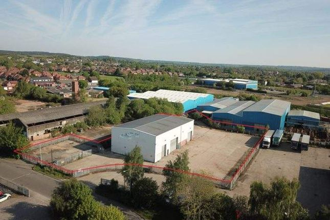Thumbnail Light industrial for sale in Units 1 - 9 Daniels Way, Units 1-9 Daniels Way, Hucknall