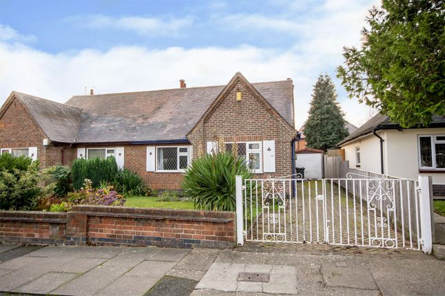 3 bed semi-detached bungalow for sale in Hillside Drive, Long Eaton, Nottingham NG10