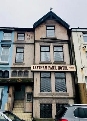 Thumbnail Hotel/guest house to let in Leatham Park Hotel, 21 Tyldesley Road, Blackpool