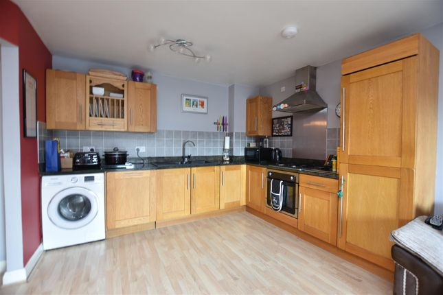 Living Kitchen of City Heights, Loughborough LE11