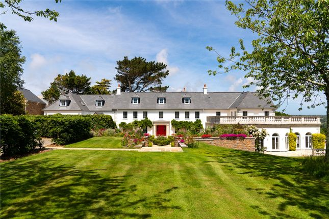 Thumbnail Detached house for sale in Mont Arthur, St. Brelade, Jersey