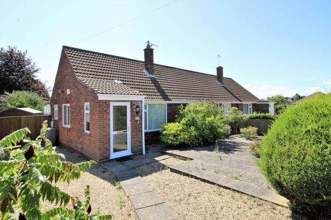 2 bed semi-detached bungalow to rent in Hawthorne Avenue, Hellesdon, Norwich NR6
