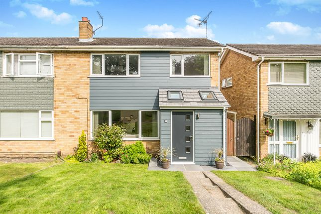 Thumbnail Semi-detached house for sale in Porters Brook Walk, Colchester