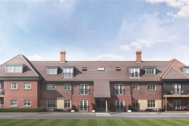 2 bed penthouse for sale in Elmbridge Village Management Ltd, Essex Drive, Cranleigh, Surrey