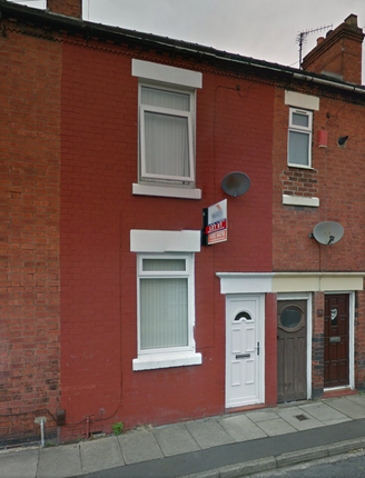 Thumbnail Terraced house to rent in Foden Street, Stoke