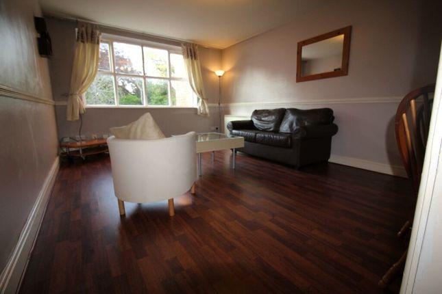 Living Room of Lancaster Court, Ullet Road, Sefton Park L17