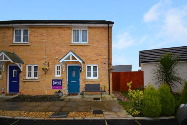 Thumbnail Semi-detached house for sale in Rhes Brickyard Row, Llanelli
