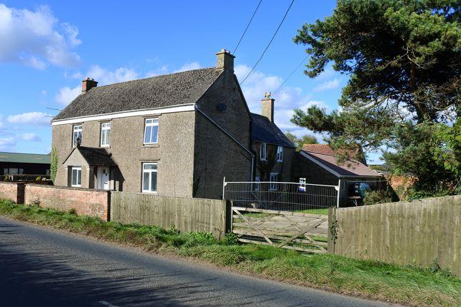 Thumbnail Farmhouse for sale in Swindon Road, Little Somerford