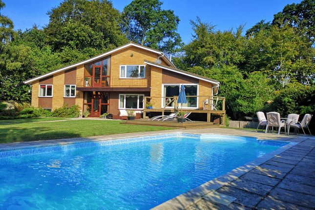 Thumbnail Detached house for sale in Hurn Road, Ringwood