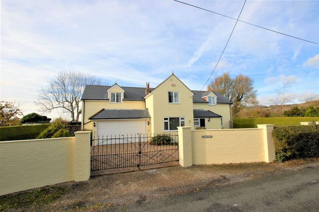 Thumbnail Detached house for sale in Burmarsh Road, Hythe