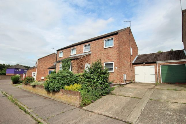 Thumbnail Semi-detached house to rent in Chaney Road, Wivenhoe, Colchester, Essex