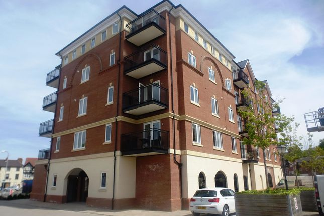 Thumbnail Flat to rent in St. Oswalds Hospital, Upper Tything, Worcester
