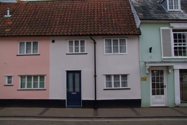 Thumbnail Terraced house for sale in Market Place, Saxmundham