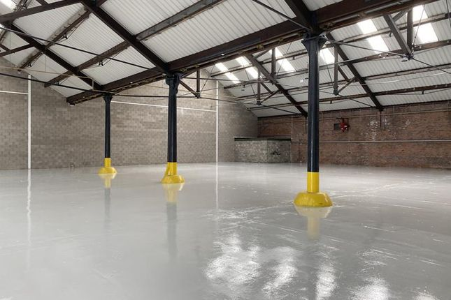 Thumbnail Light industrial to let in Units 9-10 Glacier Buildings, Brunswick Business Park, Harrington Road, Liverpool, Merseyside