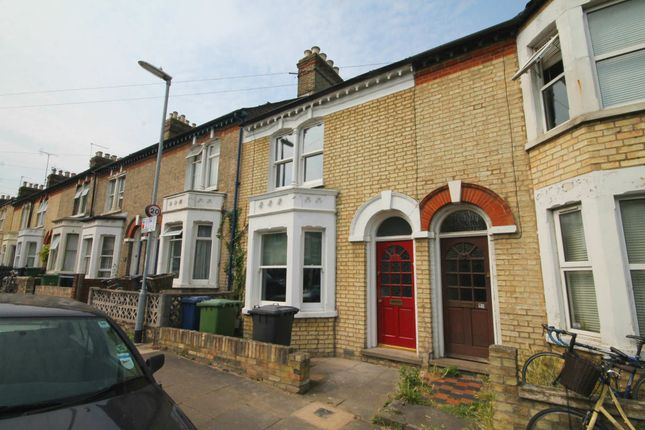 Thumbnail Terraced house to rent in Abbey Road, Cambridge