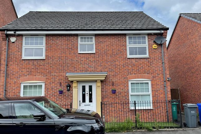 Thumbnail Detached house for sale in Hawkins Close, Manchester