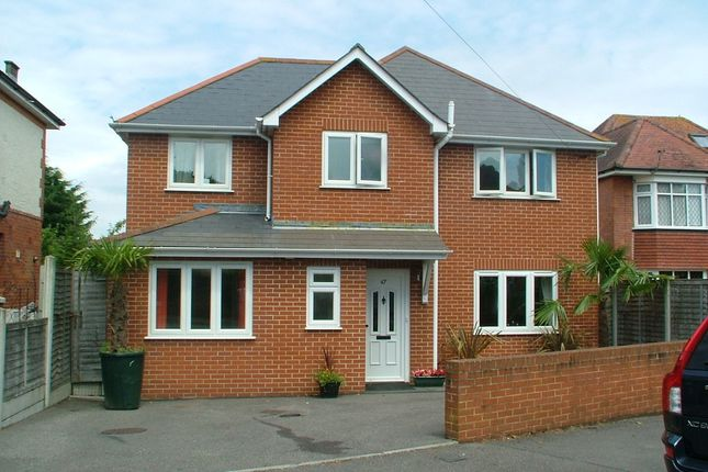 Detached house to rent in Haverstock Road, Bournemouth