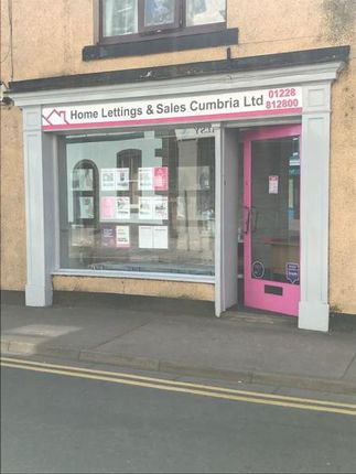 Thumbnail Property to rent in West Street, Wigton, Cumbria