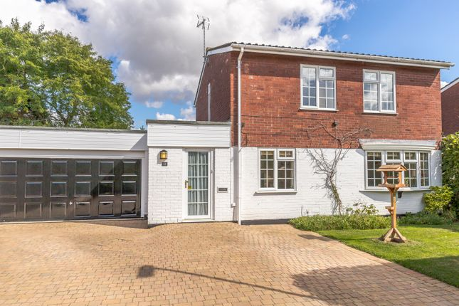 Thumbnail Detached house for sale in Olden Mead, Letchworth Garden City