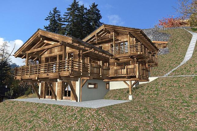 Thumbnail Property for sale in Le Grand Tavé, Verbier, Valais, Switzerland