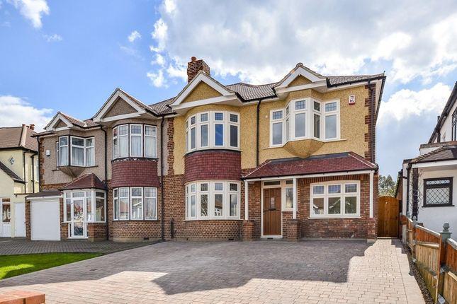 Thumbnail Semi-detached house for sale in Leysdown Road, London