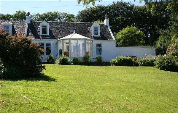 3 bed semi-detached house for sale in Knockenkelly House, Auchencairn, Whiting Bay