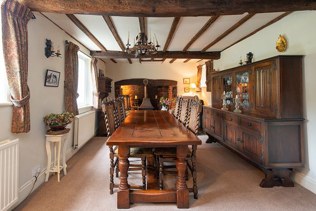 Dining Room of Stockton, Worcester WR6