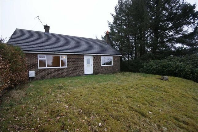 Thumbnail Bungalow to rent in Belmont Road, Bolton