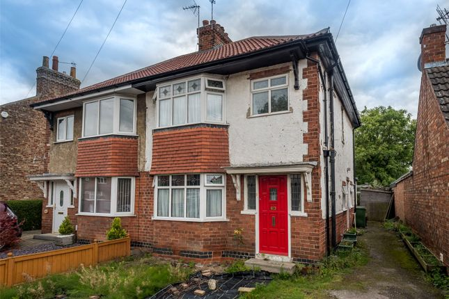 Thumbnail Semi-detached house for sale in The Old Village, Huntington, York