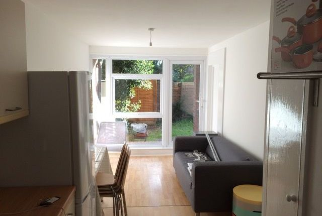 Thumbnail Flat to rent in Berkeley Walk, Finsbury Park, London
