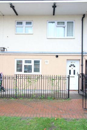Thumbnail Flat to rent in Haldane Road, Southall