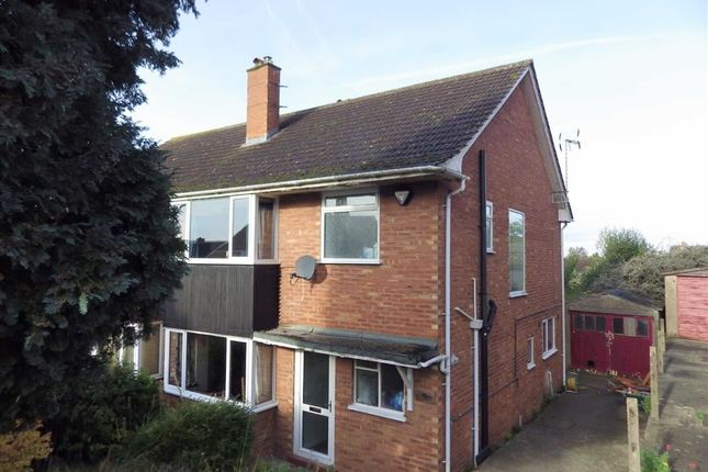 Thumbnail Semi-detached house for sale in Forest View Road, Tuffley, Gloucester