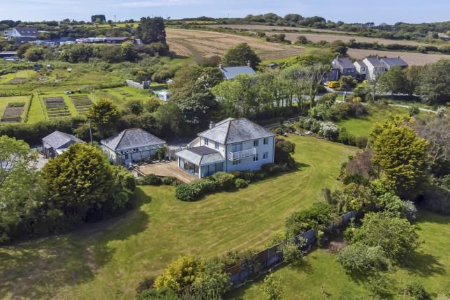 4 bed detached house for sale in Mabe Burnthouse, Penryn, Cornwall TR10