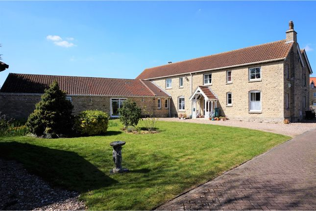 Thumbnail Detached house for sale in Willow Lane, Cranwell, Sleaford