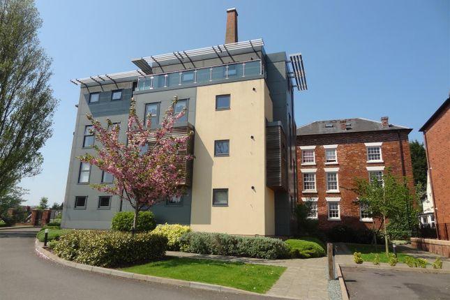 Thumbnail Flat to rent in Wem Mill, Mill Street, Wem, Shrewsbury
