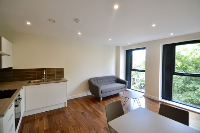 Thumbnail Flat to rent in Manchester Road, Chorlton Cum Hardy, Manchester